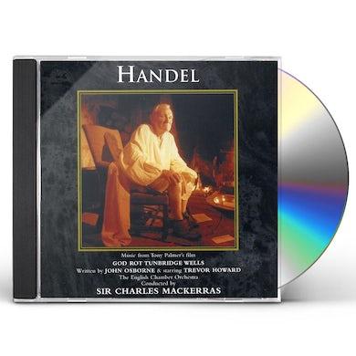Handel GOD ROT TUNBRIDGE WELLS CD