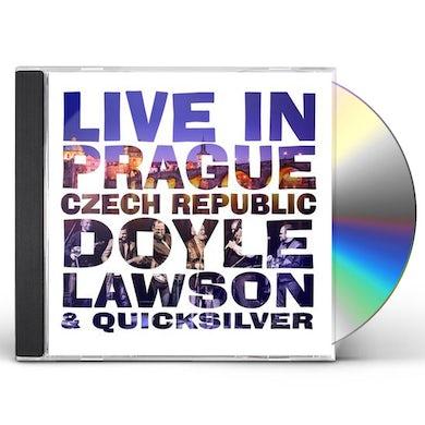 Live In Prague, Czech Republic CD