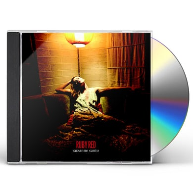 Suzanne Santo RUBY RED CD