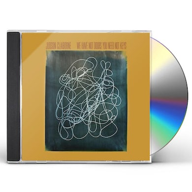 Judson Claiborne WE HAVE NOT DOORS YOU NEED NOT KEYS CD