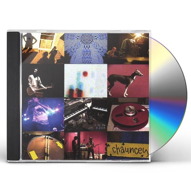 Chauncey MY RADIO EVERYTHING I KNOW CD