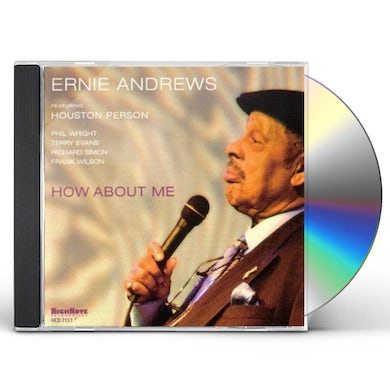 Ernie Andrews HOW ABOUT ME CD