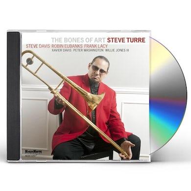 Steve Turre BONES OF ART CD
