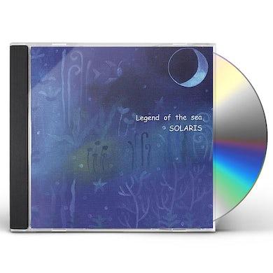 Solaris LEGEND OF THE SEA CD