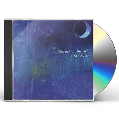 Solaris TALES FROM THE SAND CD