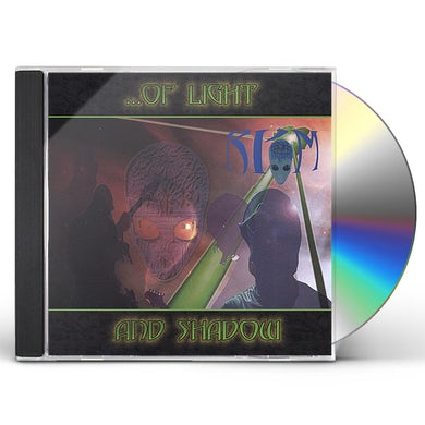RPM OF LIGHT & SHADOW CD