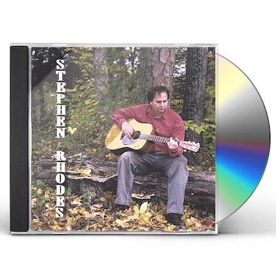 Stephen Rhodes CD