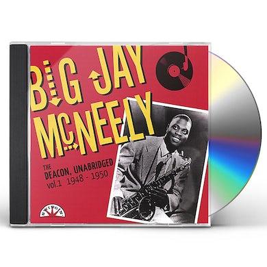 Big Jay Mcneely DEACON UNABRIDGED: 1 1948-1950 CD