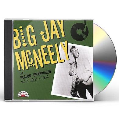 Big Jay Mcneely DEACON UNABRIDGED: 2 1951-52 CD