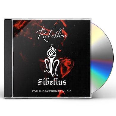 Sibelius REBELLION CD