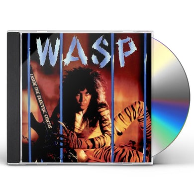 W.A.S.P Inside The Electric Circus CD