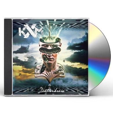 KXM SCATTERBRAIN CD