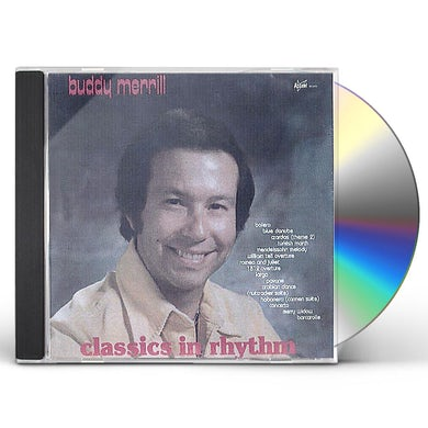 Buddy Merrill CLASSICS IN RHYTHM CD