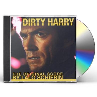 Lalo Schifrin DIRTY HARRY (SCORE) / Original Soundtrack CD