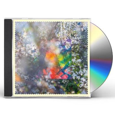Four Tet  SIXTEEN OCEANS CD