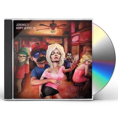 KENNY DENNIS III CD