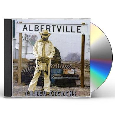Corey Stevens ALBERTVILLE CD