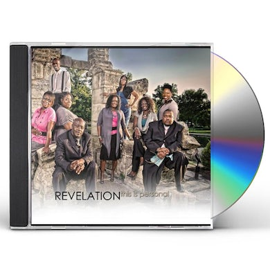 Revelation THIS IS PERSONAL CD