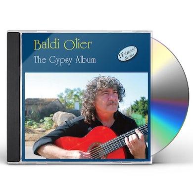 Baldi Olier GYPSY ALBUM CD