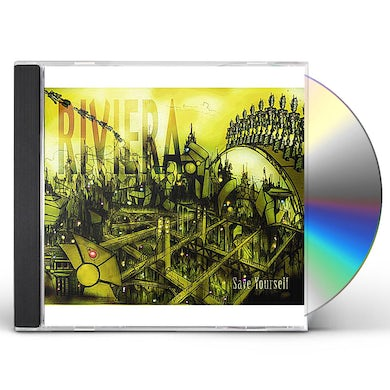 Riviera SAVE YOURSELF CD