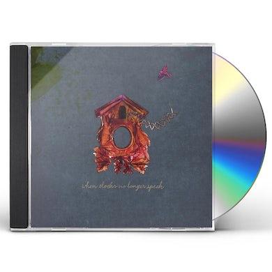Symon Hajjar WHEN CLOCKS NO LONGER SPEAK CD