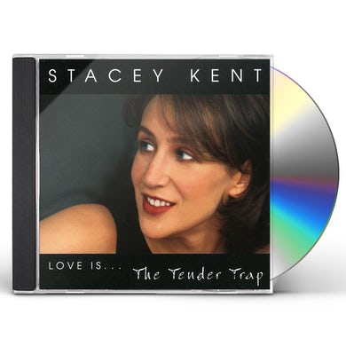 Stacey Kent TENDER TRAP CD
