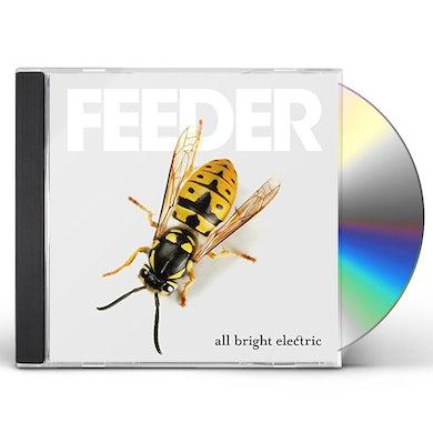 Feeder ALL BRIGHT ELECTRIC CD