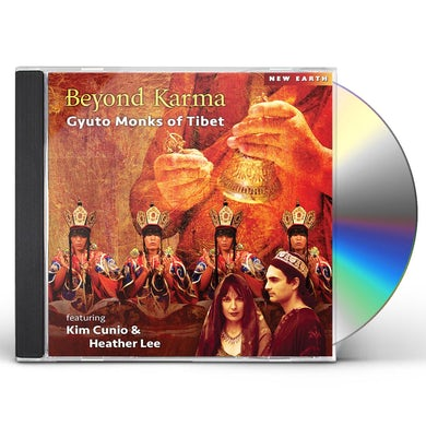 Gyuto Monks BEYOND KARMA CD