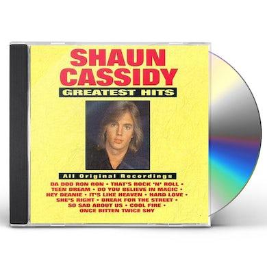 Shaun Cassidy GREATEST HITS CD