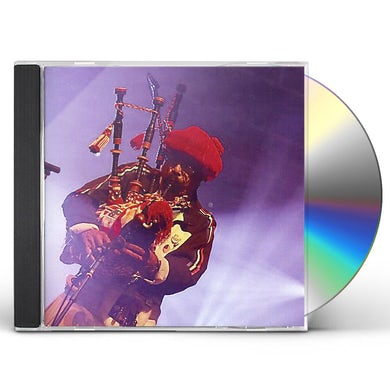 Rufus Harley BAGPIPES OF THE WORLD CD