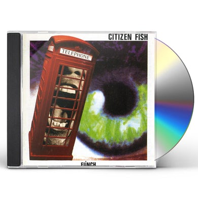 Citizen Fish FLINCH CD
