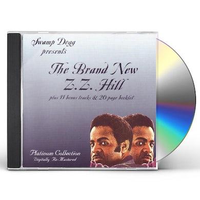 BRAND NEW Z.Z. Hill CD
