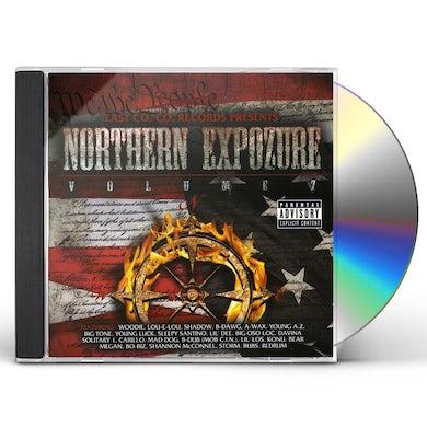 Woodie NORTHERN EXPOZURE 7 CD