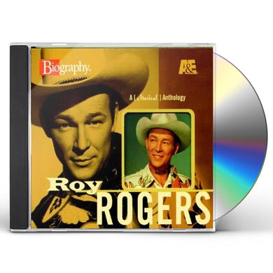 Roy Rogers A&E BIOGRAPHY CD