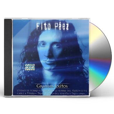 Fito Paez SERIE DE ORO: GRANDES EXITOS CD