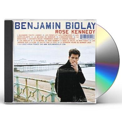 Benjamin Biolay ROSE KENNEDY CD