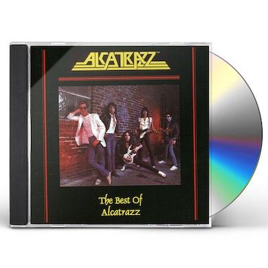 Alcatrazz BEST OF CD