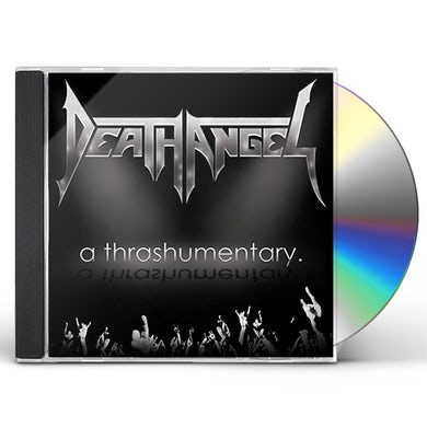 Death Angel THRASHUMENTARY CD