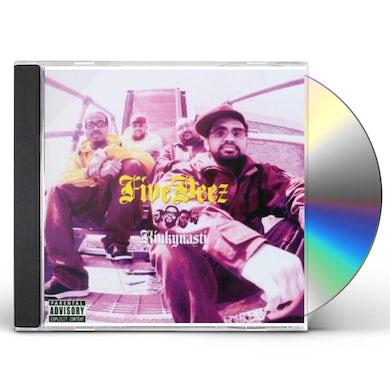 Five Deez KINKYNASTI CD