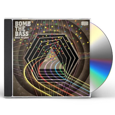Bomb The Bass BACK TO LIGHT CD