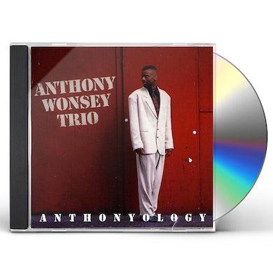 Anthony Wonsey ANTHONYOLOGY CD