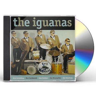Iguanas CD