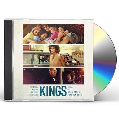 Nick Cave / Warren Ellis KINGS - Original Soundtrack CD