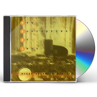 Bugge Wesseltoft NEW CONCEPTION OF JAZZ CD