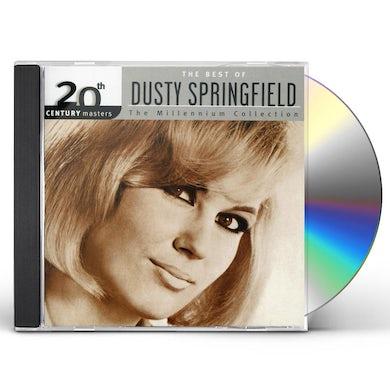 Dusty Springfield 20TH CENTURY MASTERS CD