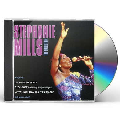 Stephanie Mills COLLECTION CD