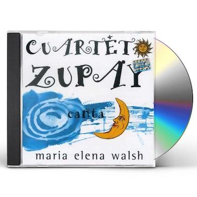 CANTA MARIA ELENA WALSH CD