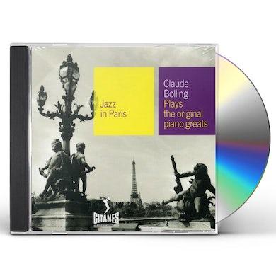 Claude Bolling  PLAYS THE ORIGINAL PIANO GREATS CD