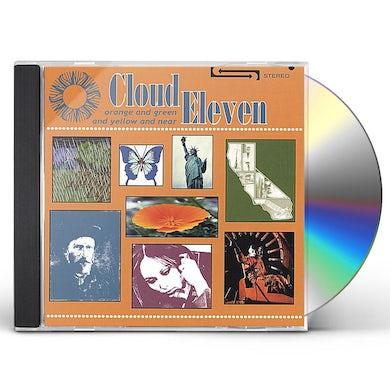 ORANGE & GREEN & YELLOW & NEAR CD