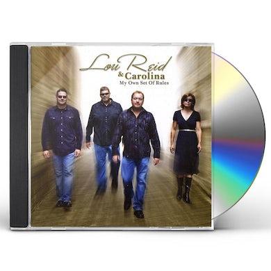 Lou Reid & Carolina MY OWN SET OF RULES CD
